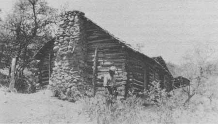 Klondyke Arizona: Power Family Cabin