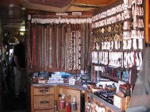 Rattle Snake Trailer Interior