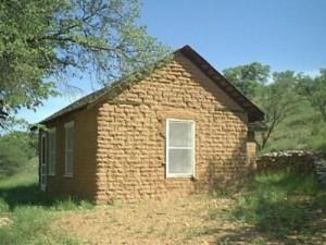 Unrestored Cabin at Kentucky Camp