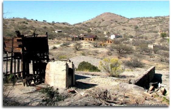 Ruby Arizona: Ghost Town near Arivaca.