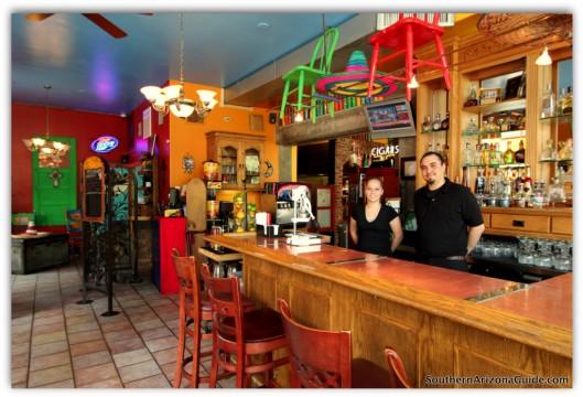 Santiago's Restaurant Bisbee
