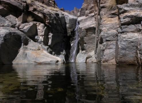 Bear Canyon Trail: Seven Falls