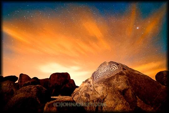 Signal Hill Petroglyph