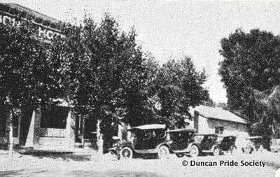 Simpson Hotel 1920