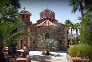 St. Anthony's Greek Orthodox Monastery near Florence, AZ
