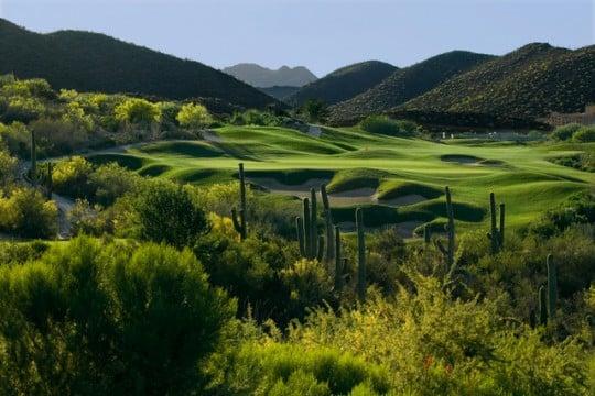 Starr Pass Golf Course
