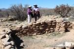 Susan and Charlea at Romero Ranch Ruins