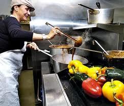 Cafe Poca Cosa Owner & Chef Susanna Davila.