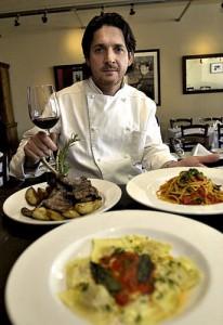 Chef Massimo Tenino of Tavolino Ristorante Italiano: Tucson