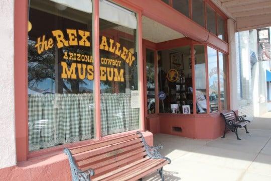 Rex Allen Museum Willcox AZ
