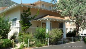 Yellow House Bisbee