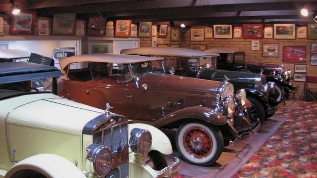Franklin automobile