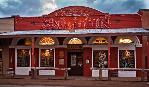 Big Nose Kate's Saloon, Tombstone Arizona