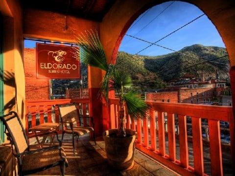 Eldorado Suites Hotel: Bisbee, AZ