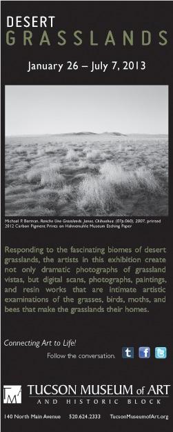 Tucson Museum of Art Exhibition