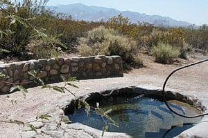 Roper Lake Hot springs Hot Tub