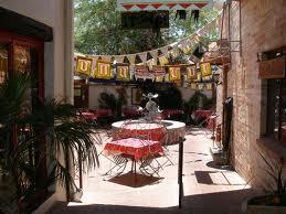 Entrance To El Charro Patio & Bar